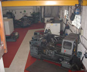 Workshop at AR Machinery